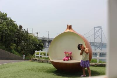 第2回どこかにマイル家族旅行旅in 徳島・淡路島 #03 ~玉ねぎ地獄の淡路島と美味しすぎる旅館編~