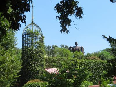 心の安らぎ旅行(散歩)2020年8月善福寺からジブリの森美術館まで歩いてみた♪