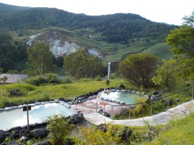 いい湯! 万座温泉のんびり2泊。