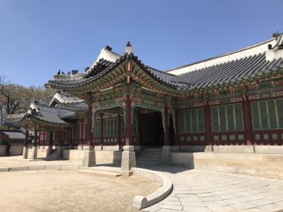 夫婦旅 韓国編