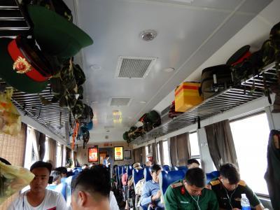2019年の夏休みはとりあえずベトナムでも/統一鉄道でダナンからフエへ移動/列車内で強烈な○○のパンチを喰らう!