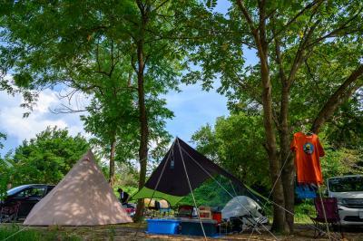 茨城県・大子でキャンプ。