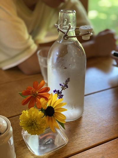 コロナ禍のため近場での旅行 小布施 『花屋』