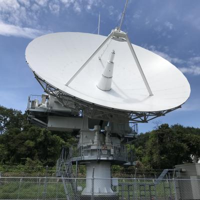 2020夏① ~地球観測センターに辿り着くまで