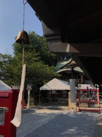 埼玉・川口散策2020②~西川口散策「鎮守氷川神社とオートレース」~