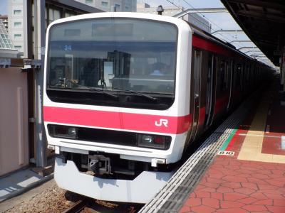 M AUG 2020  京葉線209系