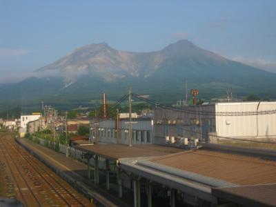 2020夏・令和最初の北海道東日本パスの旅(パート4:南下して本州を目指す一日)