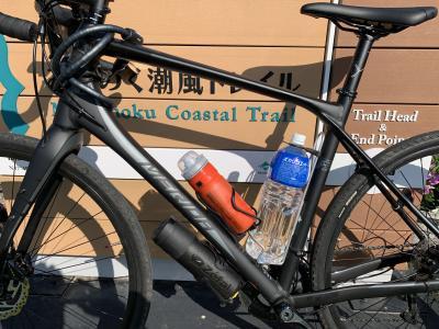 グラベルロードバイクで行く輪行・福島県浜通り