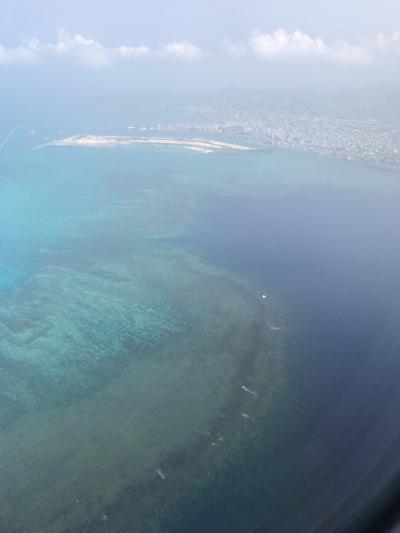 羽田発石垣行、ただ下界を撮ってるだけの日本トランスオーシャン航空071便搭乗記
