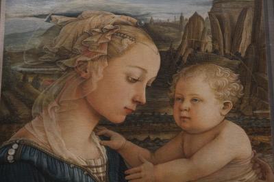 シニア夫婦の欧州5カ国ゆっくり旅行30日 (22)ウフィツィ美術館で絵画を鑑賞した後にシエナに移動しました(3月20日)