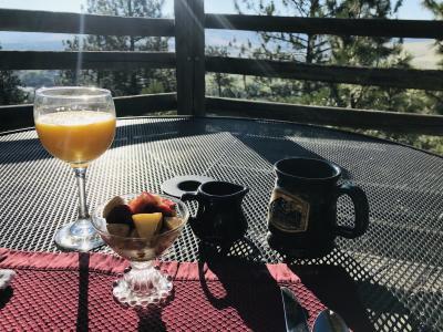 ワシントンモンタナ・大自然の17日間⑰最終日B&Bで最高の朝食、さよならミズーラ、さよなら大旅行