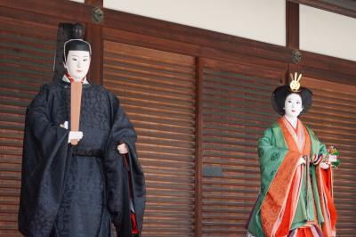 20200818-1 京都 京都御所の高座等の一般参観、再び