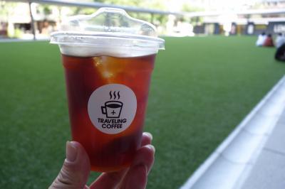 20200818-4 京都 立誠ガーデン ヒューリック京都のトラベリングコーヒー