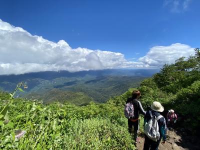 2020年8月 北海道10日間(11)7日目 大雪山系黒岳登山