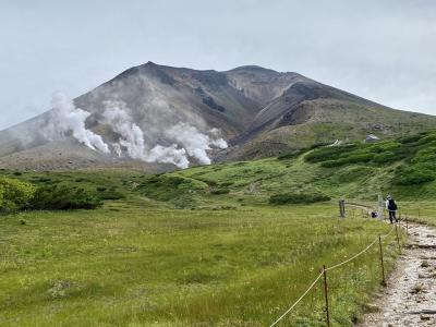 2020年8月 北海道10日間(13)8日目 大雪山系旭岳ハイキング