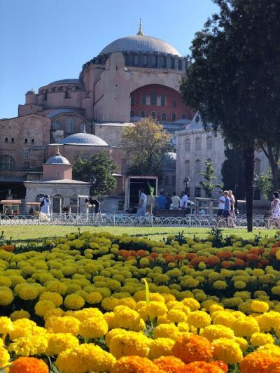 (6日目)念願のトルコ旅行・イスタンブール最終日