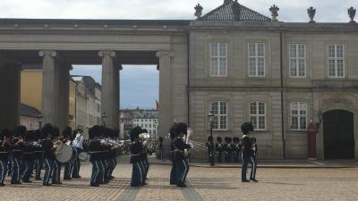 海外1人旅!第2弾~わびさびな街、コペンハーゲンvol.1衛兵交替式と街ブラ~