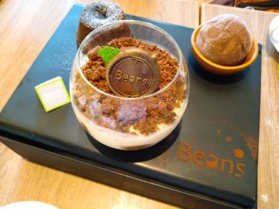 香港★カフェに行ったり買い物に行ったりののんびり週末 ~Outback Steakhouse・Beans~