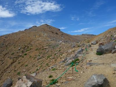 2020 長野県 父子2人旅~ 御嶽山(3,067m) ~ 登山編 ~14年前からの思いをやっと達成