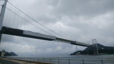 第二波コロナ禍自粛中の4連休に県外へ・・・そこは、関門海峡をくぐってきた