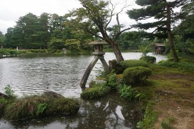 北陸探訪 Day 3(最終日):雅なる一級の大名庭園