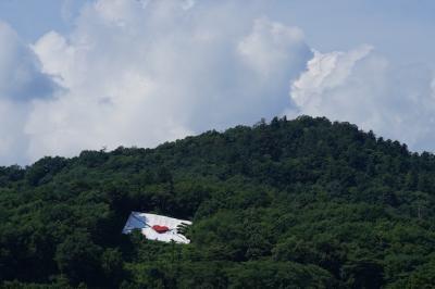 三島に来ました。 ―藤野の緑のラブレター(恋人の手紙)