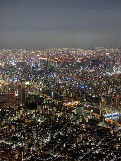 2020年8月 夏休み三日目!!都民半額の東京スカイツリー&浅草寺