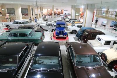 日本自動車博物館訪問(+金沢泊)