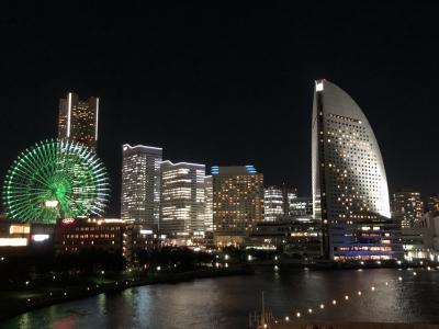 2020 インターコンチネンタルホテル横浜Pier8 ステイ