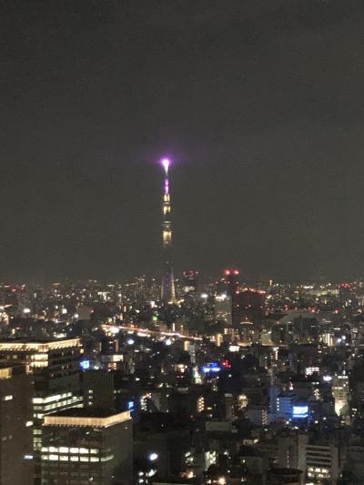 2020 2th シャングリ・ラホテル東京 ステイ