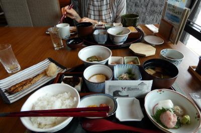 GoTo会員制リゾート 東急ハーヴェストクラブ熱海伊豆山&VIALA1泊 日本料理きらくの朝食