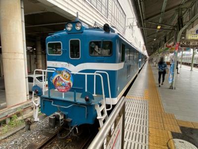 埼玉・ELガリガリ君エクスプレスに乗って長瀞へ2020
