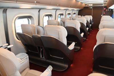 北海道新幹線はやぶさグランクラス・特急北斗で札幌へ 2020年7月