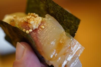 20200823 大阪 日曜日のお昼に、つま美で江戸前寿司