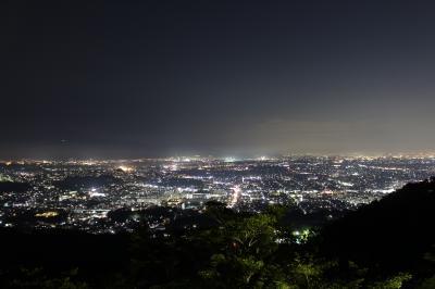 2020年8月15日:長男と夜景撮影に挑戦-03 神奈川県湘南平編
