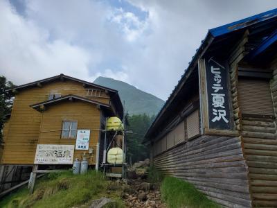 硫黄岳 オーレン小屋テント泊での八ヶ岳登山