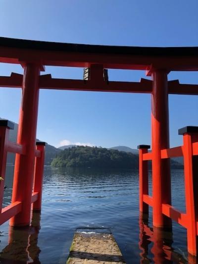 芦ノ湖散策2