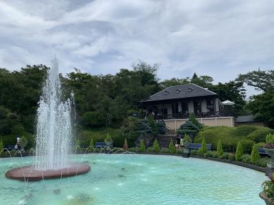 県内旅行で箱根強羅へ。その①強羅公園を散策。