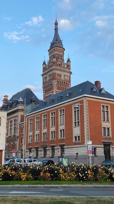 フランス最北の町ダンケルク