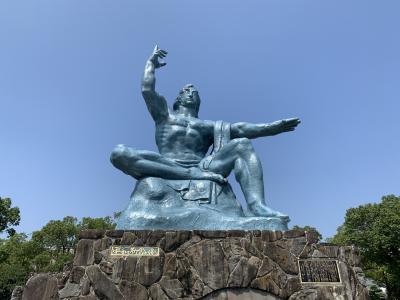 【長崎・福岡・熊本/1】ANAクーポンとGoToで港町の平和な夏をありがたく旅する(大阪伊丹→長崎)