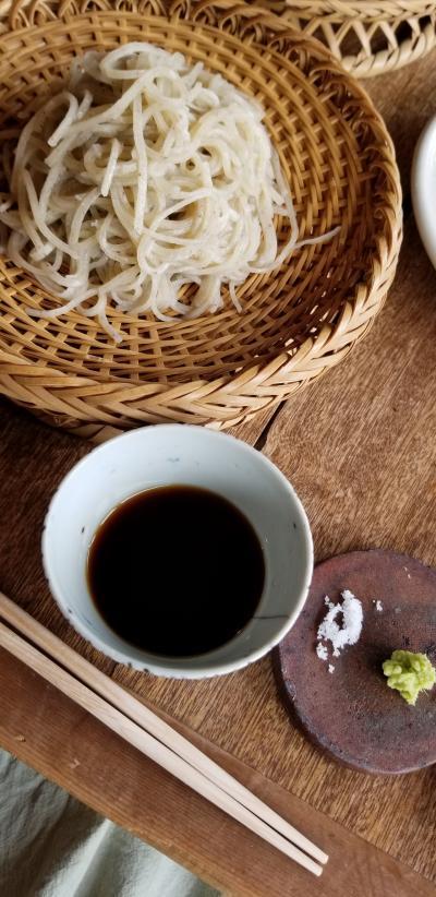 ふらっと大阪の北端 能勢町へお蕎麦を食べに出かけました