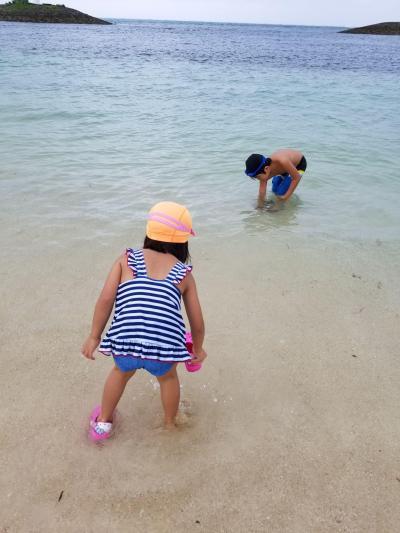 2019夏休み 沖縄本島&離島の家族旅行 (2)