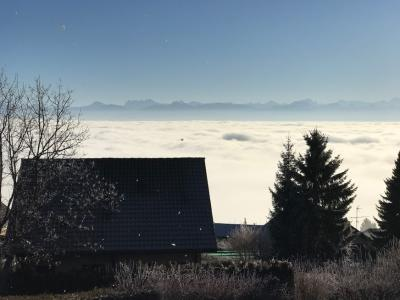 年末年始はスイスで過ごしました