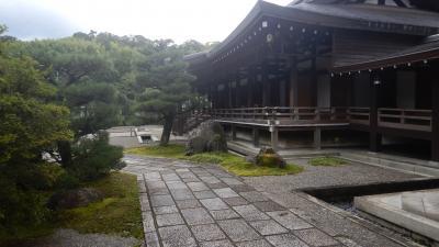 京都 西芳寺(苔寺)・大覚寺をめぐる