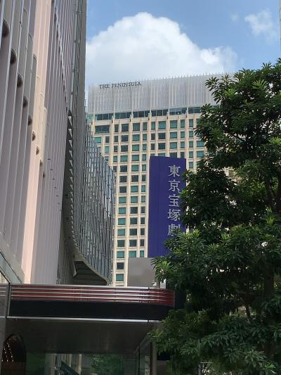 東京宝塚劇場へ星組公演を観に行きました!