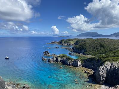 2020JAPAN~東京の島旅・式根島&新島