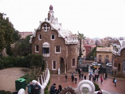 スペイン2006 正月家族旅行
