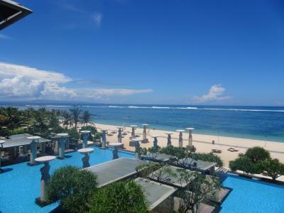 こっそり行って来ちゃった… Bali day 4 The Mulia