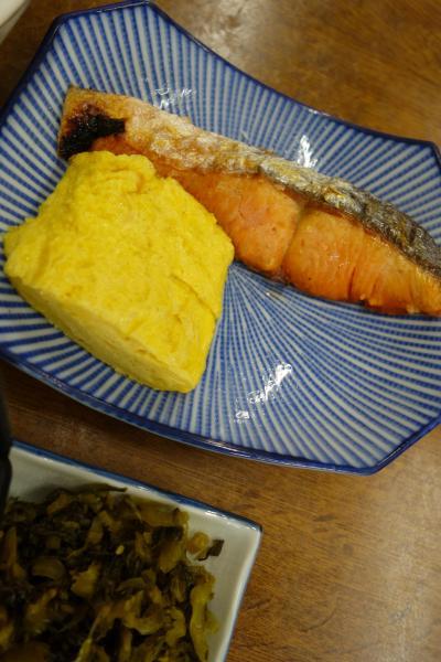 20200827 大阪 聖天通りの大衆食堂、みずほ食堂の朝めし