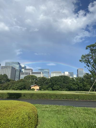 東京いいとこ再発見!暇な都民がひたすら都内を散歩する話~皇居と上野公園編~